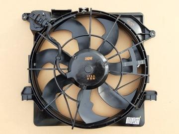 вентилятор hyundai i40 1.7 crdi - фото