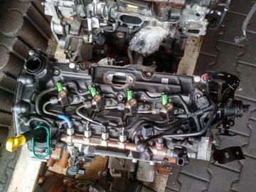 двигатель 2.0 tdci transit/custom euro 6 как новый! - фото