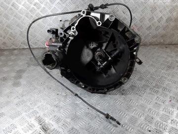lancia y y10 98r 1.1 коробка передач c514.513.44 - фото