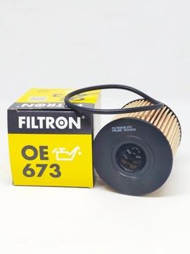 фильтр масла oe 673 - filtron - фото