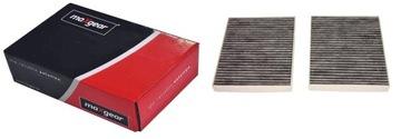 фильтр кабины bmw f01 02 10 комплект 2 шт + wegiel - фото