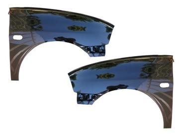 крыло seat ibiza/cor. 6l lc9z левый +  правый - фото