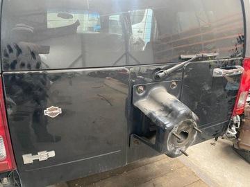 крышка багажника hummer h3 в сборе - фото