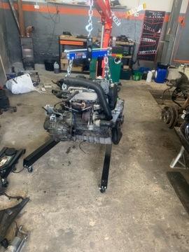 vw двигатель bkc 1.9tdi 105km - фото
