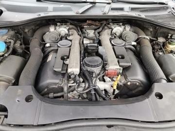 двигатель стойки vw touareg 5.0 tdi kod siln:ayh ajs - фото