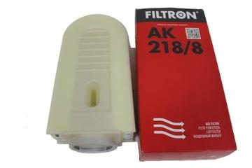 filtron фильтр воздуха ak218/8 mercedes c e glk d - фото