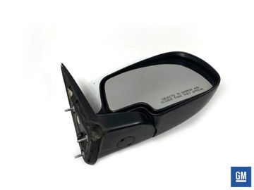 silverado sierra tahoe зеркало наружное правое - фото