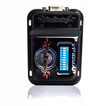 chip tuning powerbox vp10map vw t4 2.5 tdi 102km - фото