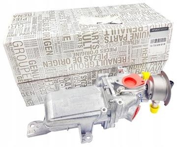 renault master iii 2.3dci biturbo радиатор егр - фото