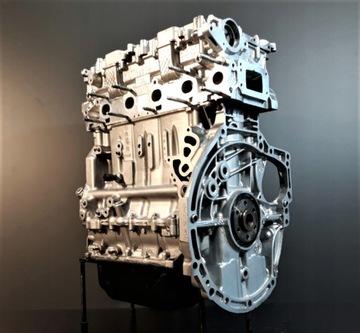 двигатель 1.6 hdi 16v peugeot 9hw 9hx +  реставрация - фото