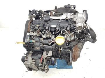 двигатель megane iii scenic iv laguna 1.5dci 110km - фото