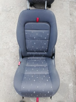 сиденье задний правый vw sharan fotelik детский - фото