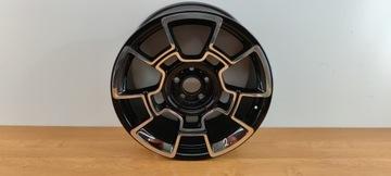 диск титан карбон rolls royce 9.5x21 et33 зад - фото