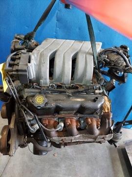 двигатель chrysler voyager 3.8v6 egh 38ns #122tys km - фото