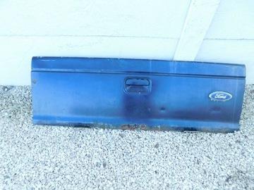 ford ranger 2.5 td 02r крышка багажника упаковка багажника борт - фото