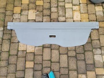 шторка багажника vw touareg 7l0-7l6 светлая серая - фото