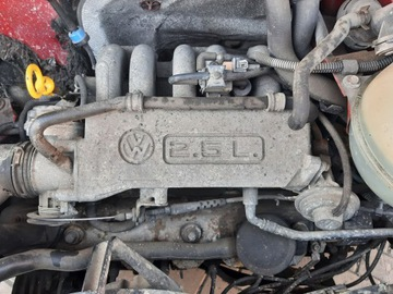 двигатель комплектный aet vw transporter t4 2.5 бензин - фото