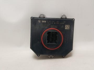 bmw 5 g30 g31 блок управления led блок розжига фар 8491414 - фото