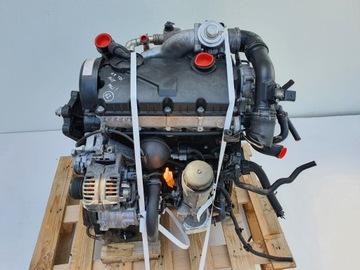двигатель vw sharan 1.9 tdi 115km 00-10r pali auy - фото