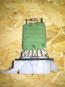 hummer h3 резистор печка обдува резистор - фото