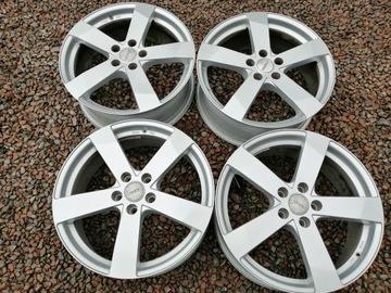 диски алюминиевые r19 5x114, 3 kia,  hundai,  mazda, - фото