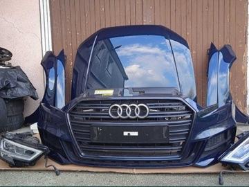 audi a3 8v рестайлинг sline s-line комплектный перед lx5e - фото