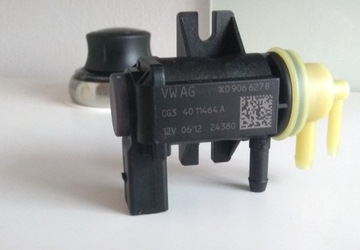 клапан n75 давления турбины vw audi seat skoda tdi - фото