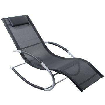 Шезлонг садовое кресло качалка шезлонг