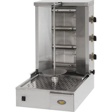 Gyros газовый тостер для шашлыка, нагрузка 15 кг Роликовый гриль
