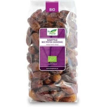 Финики без косточек сушеные 1 кг Био натуральное сладкое