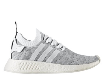 Buty Adidas NMD R2 BY8782 Boskie Sneakersy damskie Pudrowe