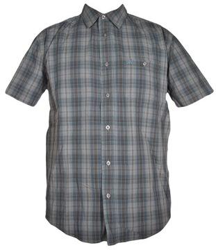 WRANGLER koszula meska CASUAL fit shortsleev S r36
