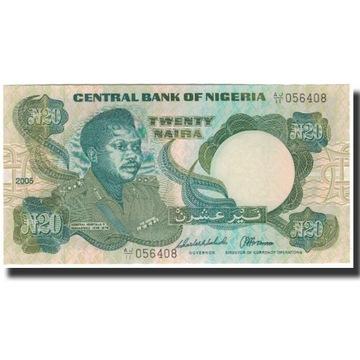 Банкнота, Нигерия, 20 Найра, без даты 2005 г., KM: 26i,