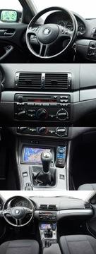 BMW Seria 3 E46 Touring 318 d 115KM 2005 SUPER E46 OPŁACONE 2.0D LIFT NAVI KLIMA ALU GWARA, zdjęcie 10