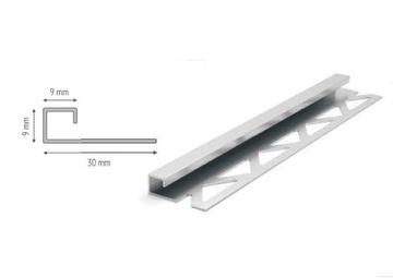 Полоса из нержавеющей стали для глазури NCD9 / 250 см