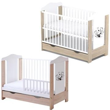 FRANEK Детская кроватка + ящик для дивана SONOMA