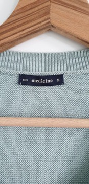 sweter medycyne roz M