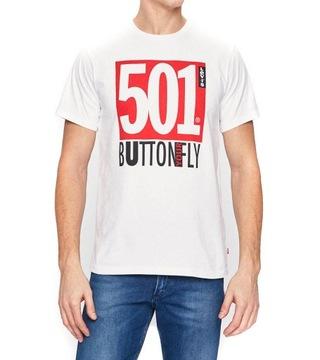 T-shirt męski koszulka Levis Oversized Graphic Tee