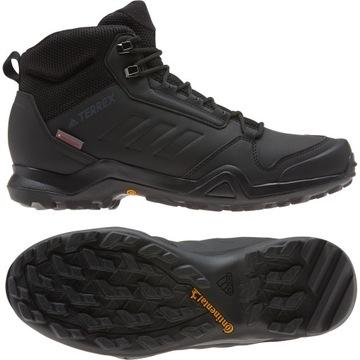 BUTY ZIMOWE ADIDAS CHASKER, Sportowe buty męskie adidas