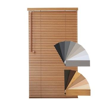 Рулонная штора BLIND BAMBOO 25мм бамбуковые жалюзи
