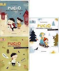 Набор 3X PUCIO-учит говорить первые упражнения