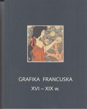 Французская графика Франция альбом XVI-XIX века