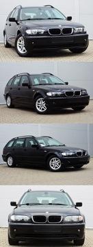 BMW Seria 3 E46 Touring 318 d 115KM 2005 SUPER E46 OPŁACONE 2.0D LIFT NAVI KLIMA ALU GWARA, zdjęcie 4