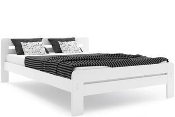 кровать Dallas O 140x200 + Каркас + Матрас Спальня