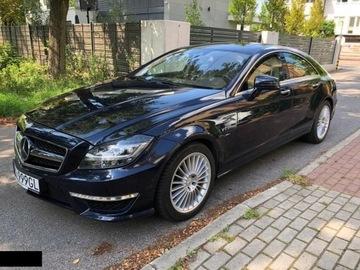 Mercedes CLS W218 2012