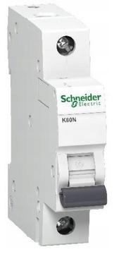 Автоматический выключатель 1П В 16А 6кА AC K60N