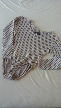 CARLO RINATA bawełniane body eleganckie