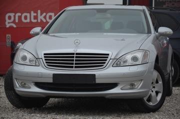 Mercedes Klasa S W221 Limuzyna 3.0 V6 (320 CDI) 235KM 2008