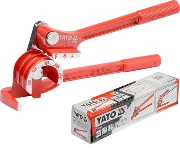 Купить ТРУБОГИБНАЯ МАШИНА YATO 6-10ММ на Otpravka - цены и фото - доставка из Польши и стран Европы в Украину.