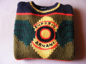 EMPORIO ARMANI sweter SWETR